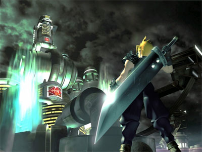 Shinra Final Fantasy VII