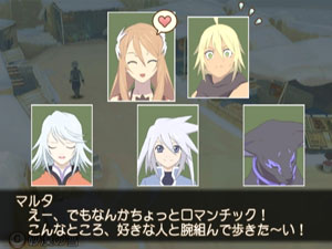 Tales Of Symphonia Dawn to the new world